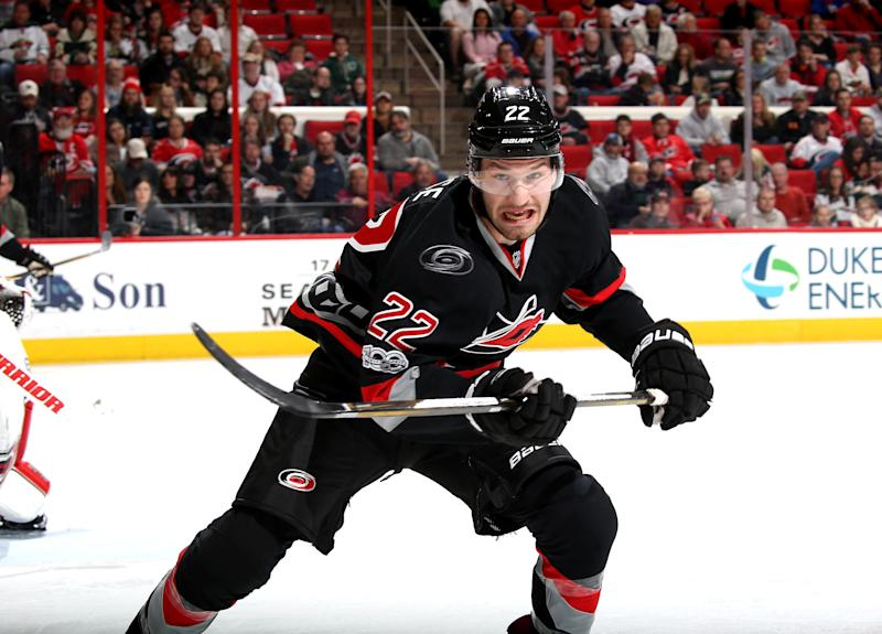 Hurricanes' Pesce receives 6-year contract extension worth $4.025 million a season