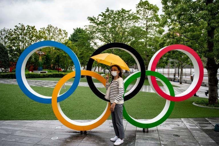 A week before the Games just 20 percent of Japan's population was fully vaccinated