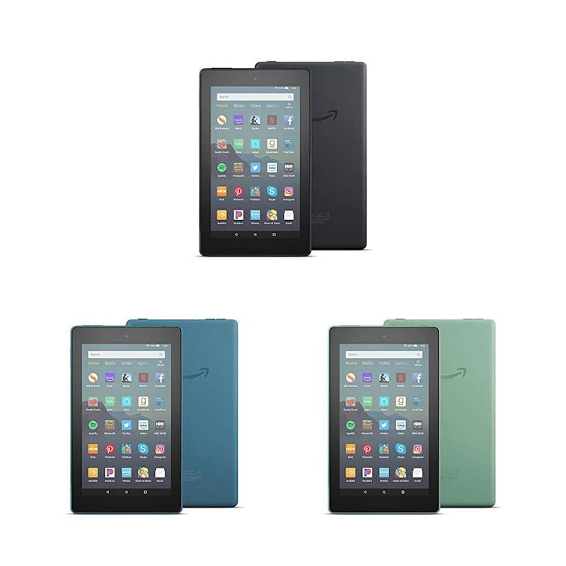 All-New Fire 7 Tablet 3-pack. (Photo: Amazon)
