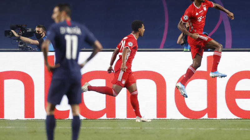 Bayern Munich beat PSG 1-0 to win Champions League final