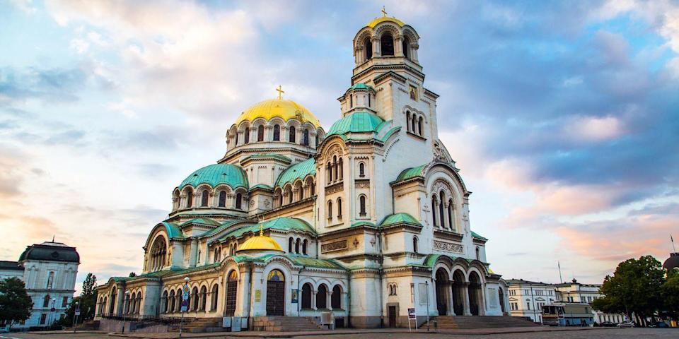 """<p>Add up-and-coming Eastern Europe cities like the Bulgarian capital of Sofia to your travel list. The gold-domed <a href=""""https://go.redirectingat.com?id=74968X1596630&url=https%3A%2F%2Fwww.tripadvisor.com%2FAttraction_Review-g294452-d547282-Reviews-Cathedral_Saint_Alexandar_Nevski-Sofia_Sofia_Region.html&sref=https%3A%2F%2Fwww.redbookmag.com%2Flife%2Fg37132507%2Fup-and-coming-travel-destinations%2F"""" rel=""""nofollow noopener"""" target=""""_blank"""" data-ylk=""""slk:Alexander Nevsky Cathedral"""" class=""""link rapid-noclick-resp"""">Alexander Nevsky Cathedral</a> is a must for architectural buffs (there are also Roman ruins right in the city center!), and Vitosha Boulevard is the prime shopping street. </p><p>Be sure to take a day trip to <a href=""""https://go.redirectingat.com?id=74968X1596630&url=https%3A%2F%2Fwww.tripadvisor.com%2FAttraction_Review-g1136508-d317916-Reviews-Rila_Monastery-Rila_Sofia_Region.html&sref=https%3A%2F%2Fwww.redbookmag.com%2Flife%2Fg37132507%2Fup-and-coming-travel-destinations%2F"""" rel=""""nofollow noopener"""" target=""""_blank"""" data-ylk=""""slk:Rila Monastery"""" class=""""link rapid-noclick-resp"""">Rila Monastery</a>, a UNESCO World Heritage Site, 2 hours from Sofia. Also, the city of Plovdiv, approximately 3 hours from the capital, will serve as <a href=""""https://plovdiv2019.eu/en"""" rel=""""nofollow noopener"""" target=""""_blank"""" data-ylk=""""slk:2019's European Capital of Culture"""" class=""""link rapid-noclick-resp"""">2019's European Capital of Culture</a>.</p>"""
