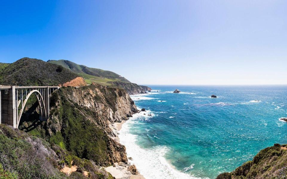 """The """"PCH"""" is more than just a road-trip - Getty"""