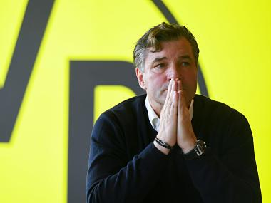 Borussia Dortmund director Michael Zorc says Premier League academies produce better youngsters than Germany