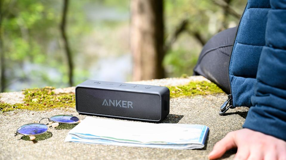 Best gifts for college students: Anker speaker