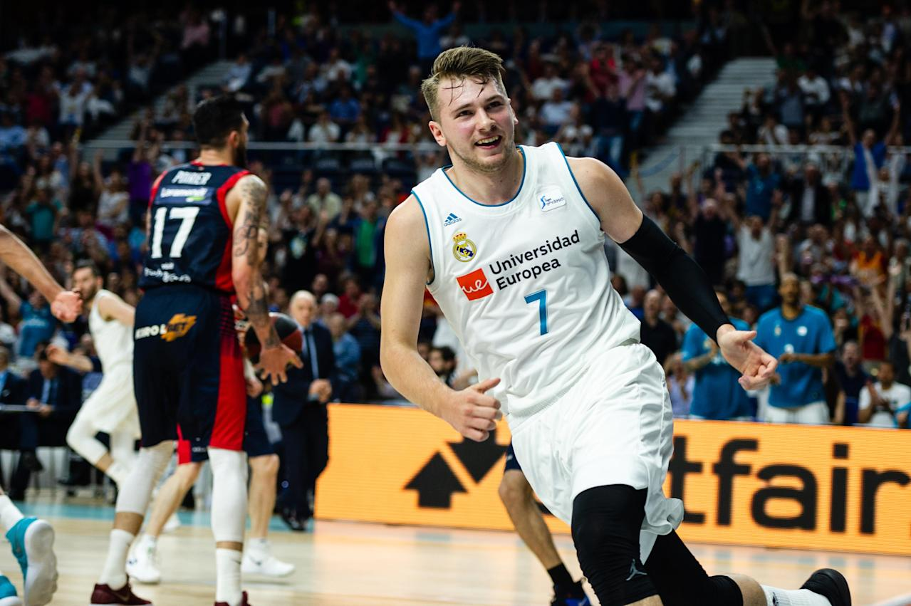 dc83981c0dd NBA draft  Why Luka Doncic might be the safest pick