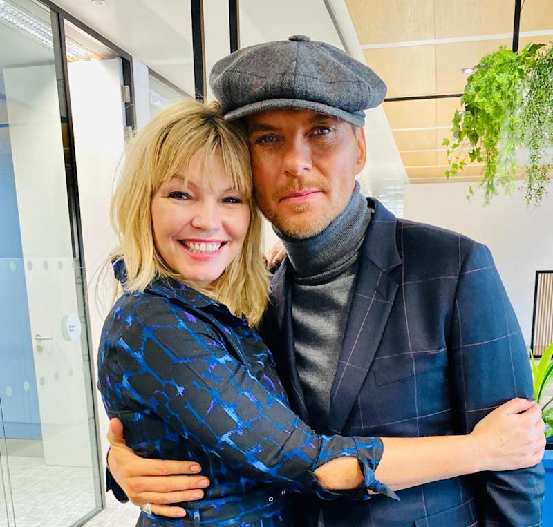 Kate Thornton chats to Bros star Matt Goss on the latest episode of White Wine Question Time