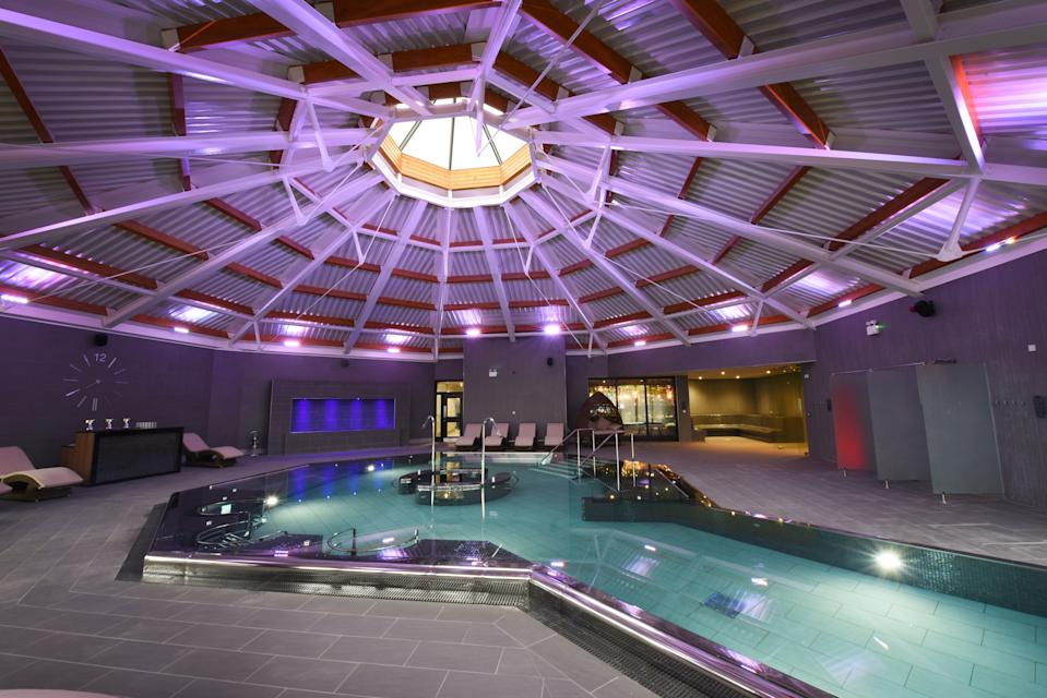 The pool at Ramside Spa [Photo: Visit County Durham]