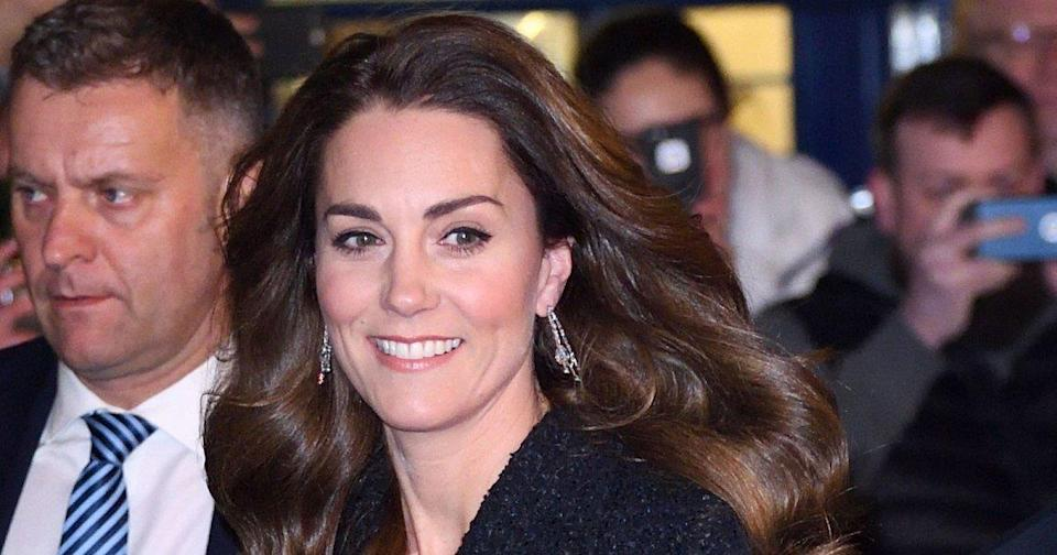 Kate Middleton's Sweet Nod to the Queen During Her Date Night at the Theater Almost Went Unnoticed