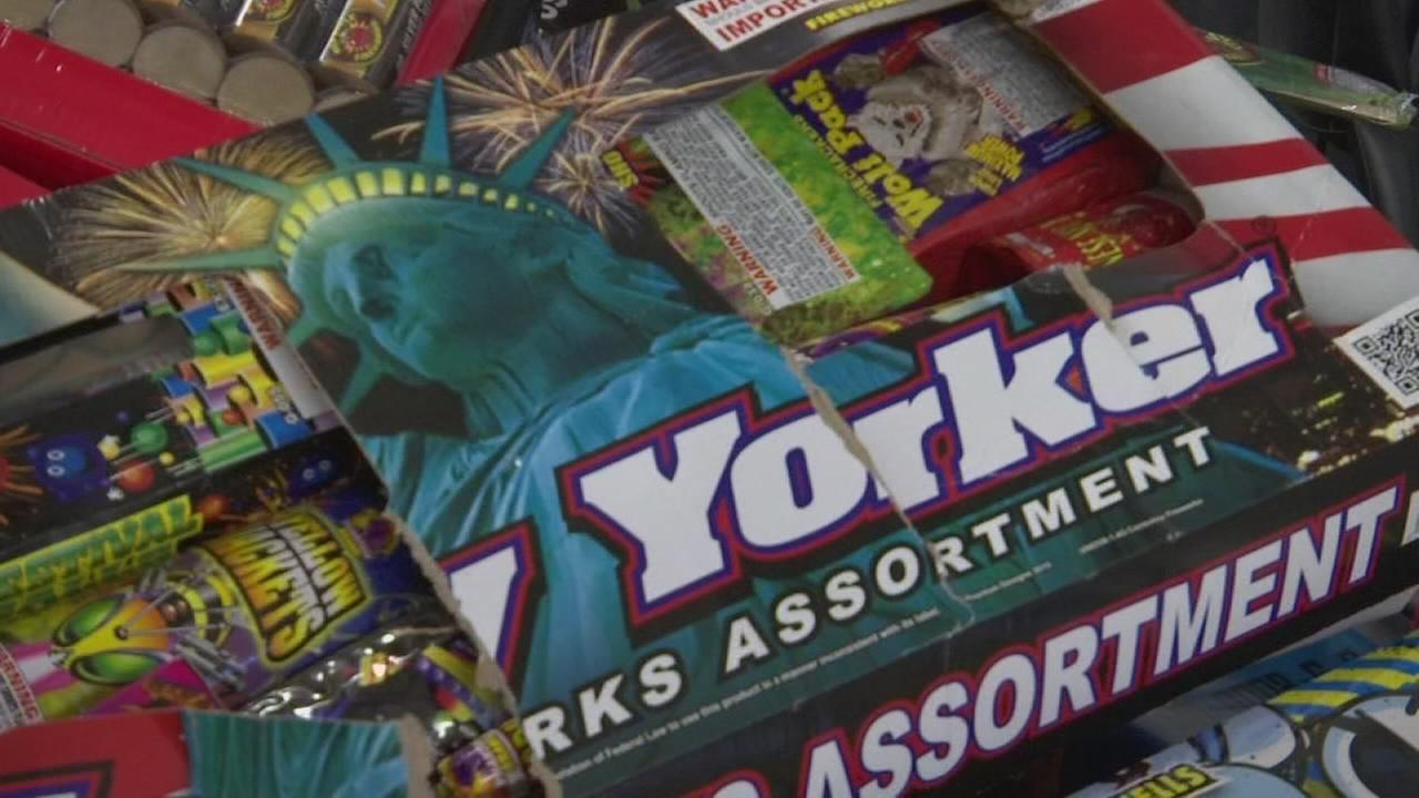 For the past two weeks, the Madera Police Department has been holding an illegal fireworks operation to keep unsafe fireworks out of the hands of people in the community.