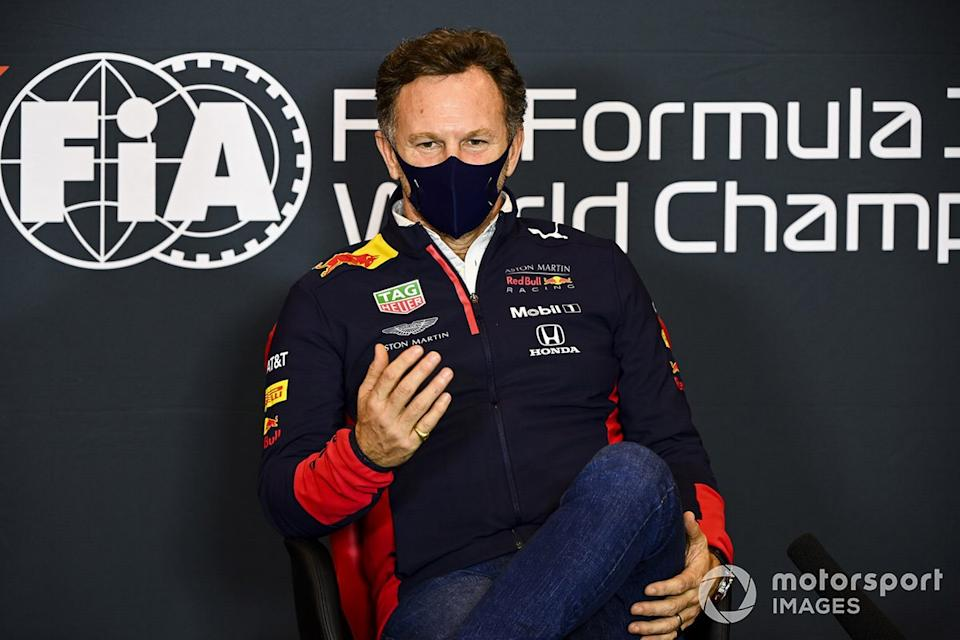 "Christian Horner, Team Principal, Red Bull Racing<span class=""copyright"">Mark Sutton / Motorsport Images</span>"