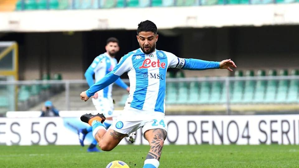 Lorenzo Insigne | Alessandro Sabattini/Getty Images