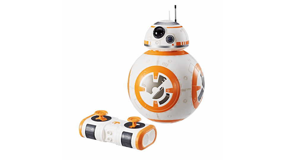 """<p>For the Star Wars-lover in your life: there's little in life more fun than playing around with this remote-controlled <a href=""""https://www.popsugar.com/buy/Star-Wars-Last-Jedi-Hyperdrive-BB-8-383632?p_name=Star%20Wars%3A%20The%20Last%20Jedi%20Hyperdrive%20BB-8&retailer=amazon.com&pid=383632&price=100&evar1=geek%3Aus&evar9=36026397&evar98=https%3A%2F%2Fwww.popsugar.com%2Ftech%2Fphoto-gallery%2F36026397%2Fimage%2F45606308%2FStar-Wars-Last-Jedi-Hyperdrive-BB-8&list1=gifts%2Choliday%2Cgift%20guide%2Cdigital%20life%2Ctech%20gifts%2Cgifts%20for%20men%2Cgifts%20under%20%24100&prop13=mobile&pdata=1"""" class=""""link rapid-noclick-resp"""" rel=""""nofollow noopener"""" target=""""_blank"""" data-ylk=""""slk:Star Wars: The Last Jedi Hyperdrive BB-8"""">Star Wars: The Last Jedi Hyperdrive BB-8</a> ($100).<br></p>"""
