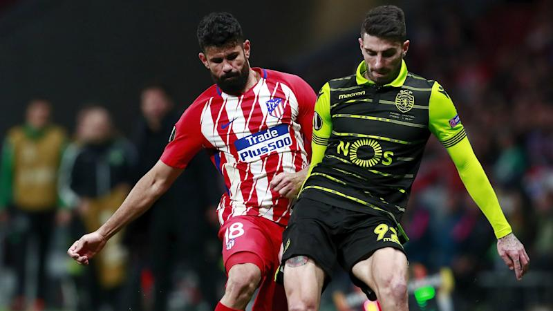Simeone: Costa's best game since his Atletico return