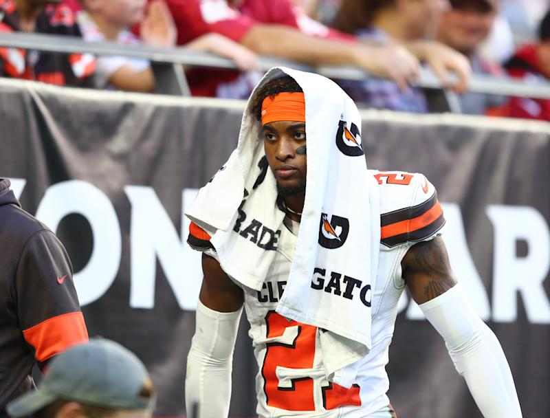Injuries in Cleveland could leave a glimmer of hope for Washington