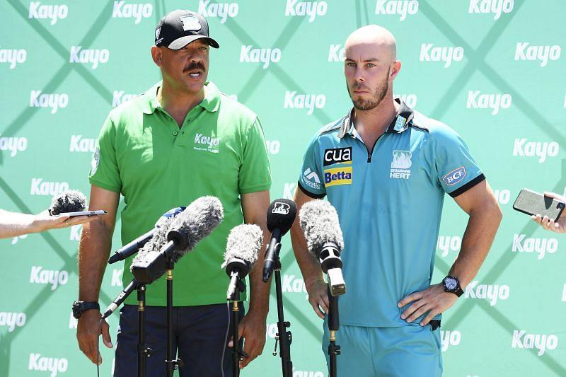Andrew Symonds (left) feels the BCCI have 'power' over the people in Australia