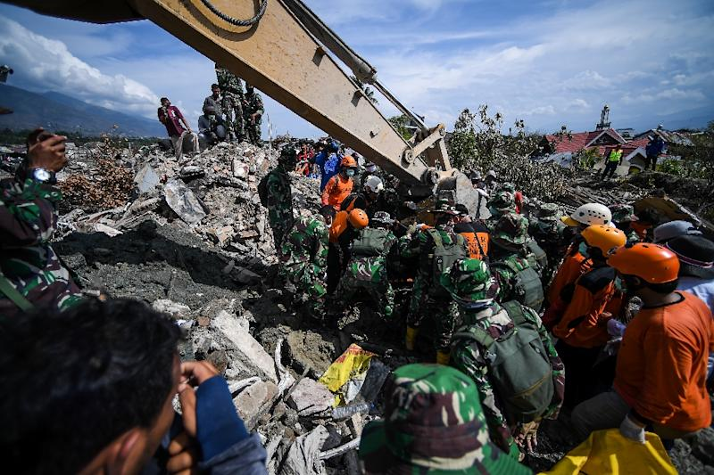 Indonesia to stop searching for quake victims on Thursday: agency