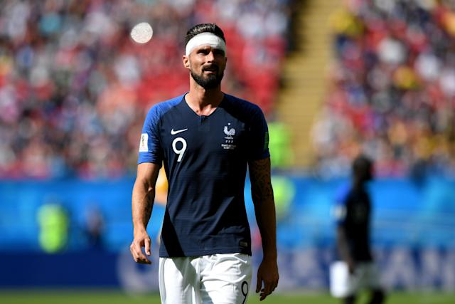 After an unimpressive performance against Australia, Didier Deschamps made two changes for France's clash with Peru on Thursday.