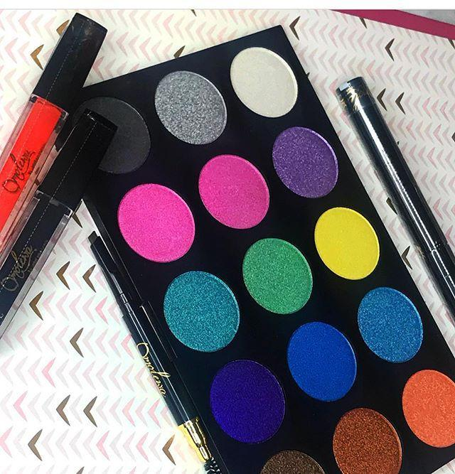 "<p>This brand's tagline is ""committed to inclusion."" True to form, it sells complexion products that make sure deeper skin tones are covered and eye shadows hues that pop on melanin. </p><p><em>Omolewa Cosmetics World Tour Palette, $35; omolewamakeup.com</em></p><p><a class=""link rapid-noclick-resp"" href=""https://omolewamakeup.com/collections/eyes/products/world-tour-palette"" rel=""nofollow noopener"" target=""_blank"" data-ylk=""slk:SHOP NOW"">SHOP NOW</a></p><p><a href=""https://www.instagram.com/p/BfgwkgdH9Di/?taken-by=omolewa_cosmetics"" rel=""nofollow noopener"" target=""_blank"" data-ylk=""slk:See the original post on Instagram"" class=""link rapid-noclick-resp"">See the original post on Instagram</a></p>"