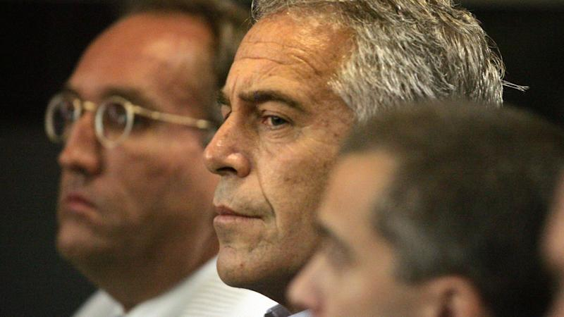 Jeffrey Epstein (M). Foto: Uma Sanghvi/Palm Beach Post via ZUMA Wire/Archiv