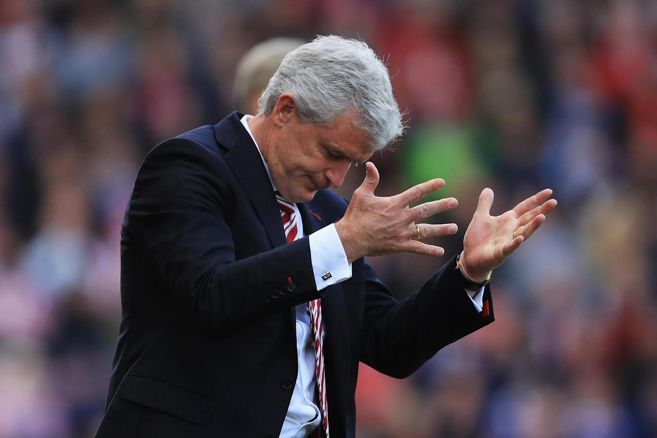 Mark Hughes expects gulf in quality to Premier League elite to close
