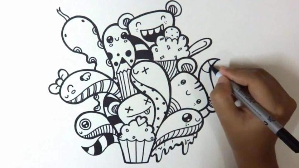 #HealthBytes: Surprising reasons why doodling is good for you