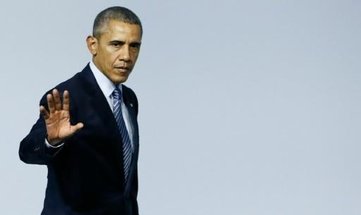 Obama warns of climate security risks as tough talks begin