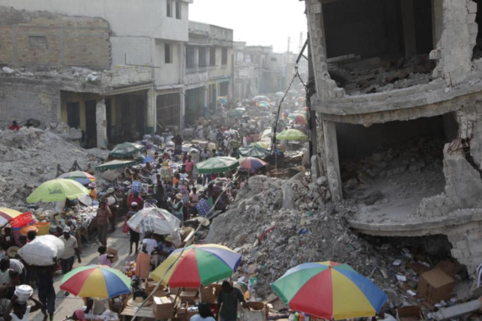 Remembering the devastation of the Haiti earthquake 11 years later