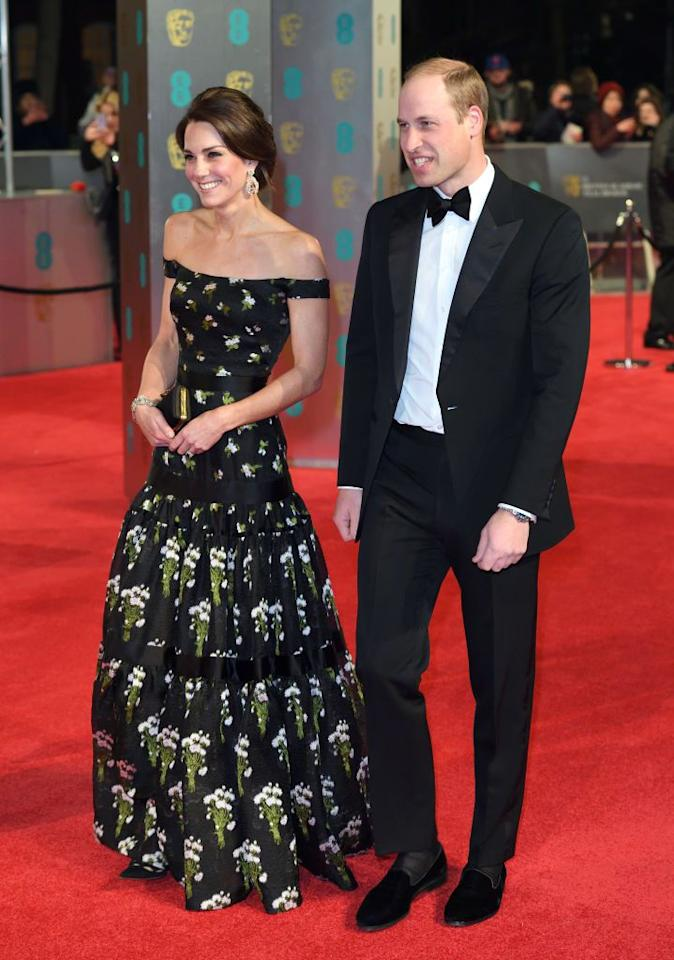 "<p>This weekend, British royalty mixed with Hollywood royalty when the <a rel=""nofollow"" href=""https://www.harpersbazaar.com/uk/awards-season/a26096359/kate-middleton-prince-william-baftas-2019/"">Duke and Duchess of Cambridge attended the 2019 BAFTA awards.</a> It marks the third time that the couple have attended the ceremony together, but the history of royal family members supporting the British equivalent of the Oscars goes back a long way.</p><p>Here's a selection of the most iconic royal BAFTA moments.</p>"