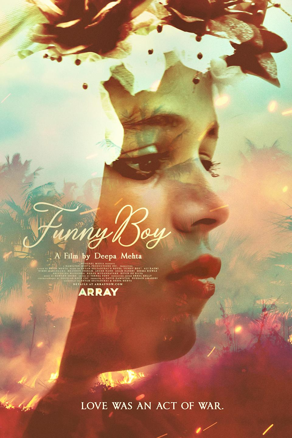 """""""Funny Boy"""" Poster"""