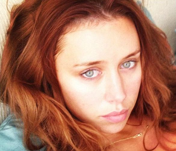 The Saturdays' Una Healy Tweets Flawless Make-up Free Snap