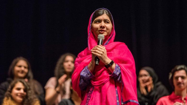 Malala Yousafzai urges Canada to play leading role in girls' education fight