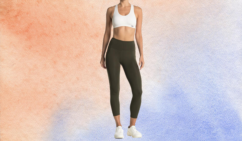 These stunning leggings are available in seven colors. (Photo: Nordstrom Rack)