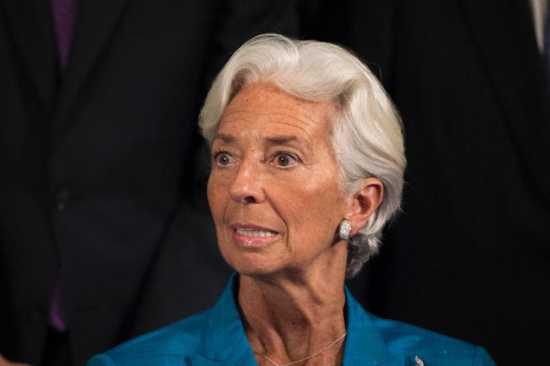 International Monetary Fund urges G20 leaders to boost demand, make case for trade