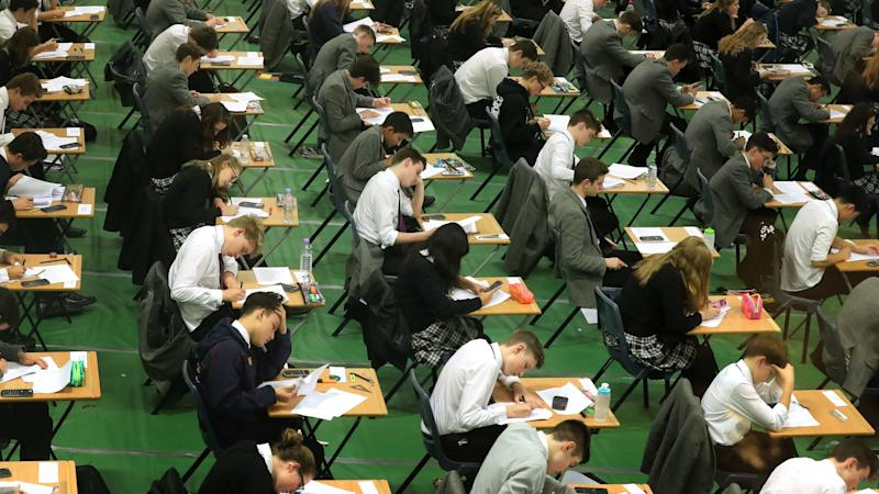 Curriculum for Excellence blamed for drop in exams pupils can sit
