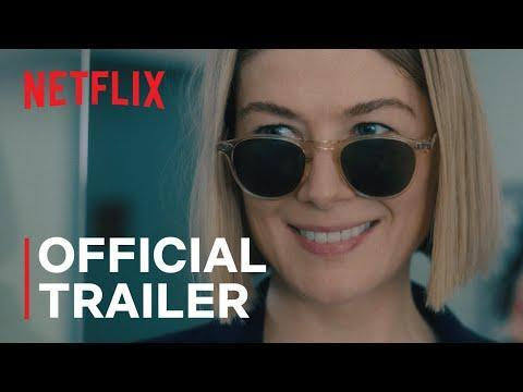 """<p>Somewhere between terrifying and hilarious lies <em>I Care a Lot</em>: the thriller starring Rosamund Pike as a legal caregiver who manipulates the judicial system to scam elderly people out of everything they own. Things are going great until she nabs someone with ties that bind a little more tightly than she's used to. The movie will literally have you asking if you're more comfortable with human trafficking or elder abuse, which is really a no-win situation. And yet, the film is so damn good.</p><p><a class=""""link rapid-noclick-resp"""" href=""""https://www.netflix.com/watch/81350429?trackId=13752289&tctx=0%2C0%2C9a5ad95fb22f4b120df6c1375ec19d3ca327a190%3A6a5e4828740228cdc5ce3d1ea799bd4844a9aa7c%2C9a5ad95fb22f4b120df6c1375ec19d3ca327a190%3A6a5e4828740228cdc5ce3d1ea799bd4844a9aa7c%2C%2C"""" rel=""""nofollow noopener"""" target=""""_blank"""" data-ylk=""""slk:Watch Now"""">Watch Now</a></p><p><a href=""""https://www.youtube.com/watch?v=D40uHmTSPew"""" rel=""""nofollow noopener"""" target=""""_blank"""" data-ylk=""""slk:See the original post on Youtube"""" class=""""link rapid-noclick-resp"""">See the original post on Youtube</a></p>"""
