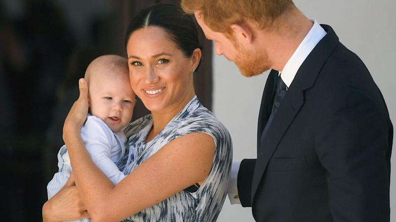 Meghan Markle Shares Intimate Moment With Prince Harry and Baby Archie in Sneak Peek of Upcoming Documentary