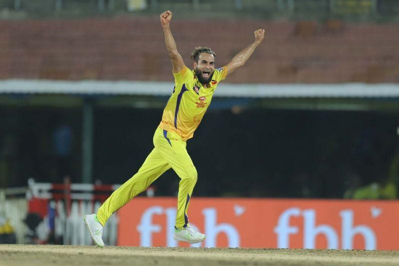 Imran Tahir won the Purple Cap with 26 scalps this season (Pic courtesy - BCCI/iplt20.com)