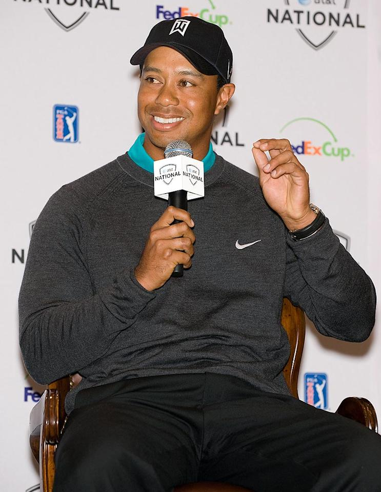 """According to a story that got picked up by a number of outlets, """"ABC wants Tiger Woods to be the next 'Bachelor,'"""" and has already """"reached out to Tiger's people about getting him to appear on the show."""" Read what an ABC spokesman tells <a href=""""http://www.gossipcop.com/tiger-woods-next-bachelor-rumor-zack-taylor/"""" target=""""new"""">Gossip Cop</a> about the negotiations. Gilbert Carrasquillo/<a href=""""http://www.wireimage.com"""" target=""""new"""">WireImage.com</a> - May 10, 2010"""