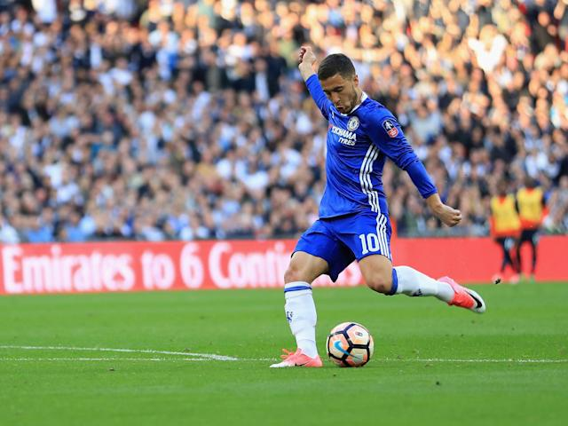 Hazard changed the game when he came on: Getty