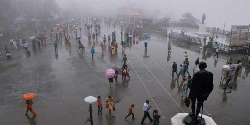 Monsoon 2020 Forecast: Heavy Rainfall to Lash Northeastern States Till July 30, Thunderstorm Likely in Parts of North India, Says IMD