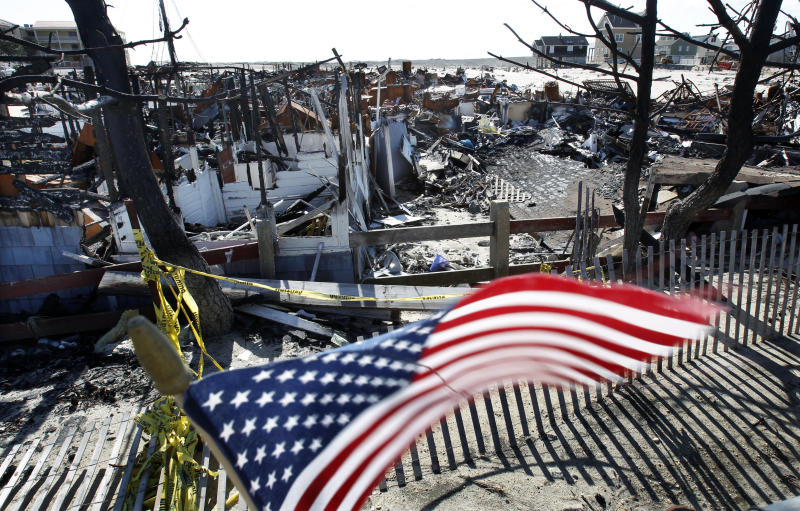 Key figures on Superstorm Sandy, 6 months later
