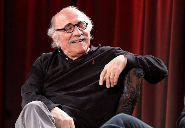 <p>Tommy LiPuma was a music producer who worked with a variety of award-winning artists, including Barbra Streisand, Miles Davis, Paul McCartney, and more. He died March 13 at the age of 80.<br> (Photo: Rebecca Sapp/WireImage) </p>