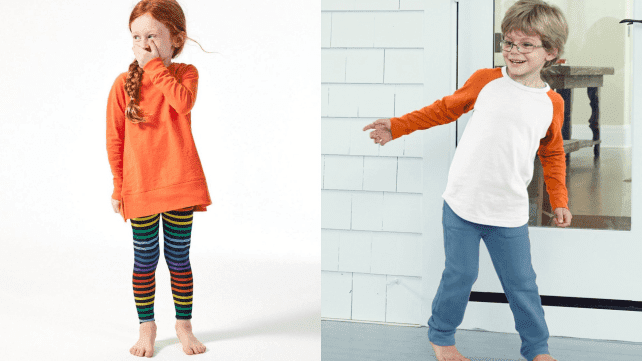 Vamp up your kids' wardrobes for online school.