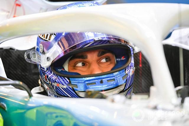 """Roy Nissany, Williams <span class=""""copyright"""">Mark Sutton / Motorsport Images</span>"""