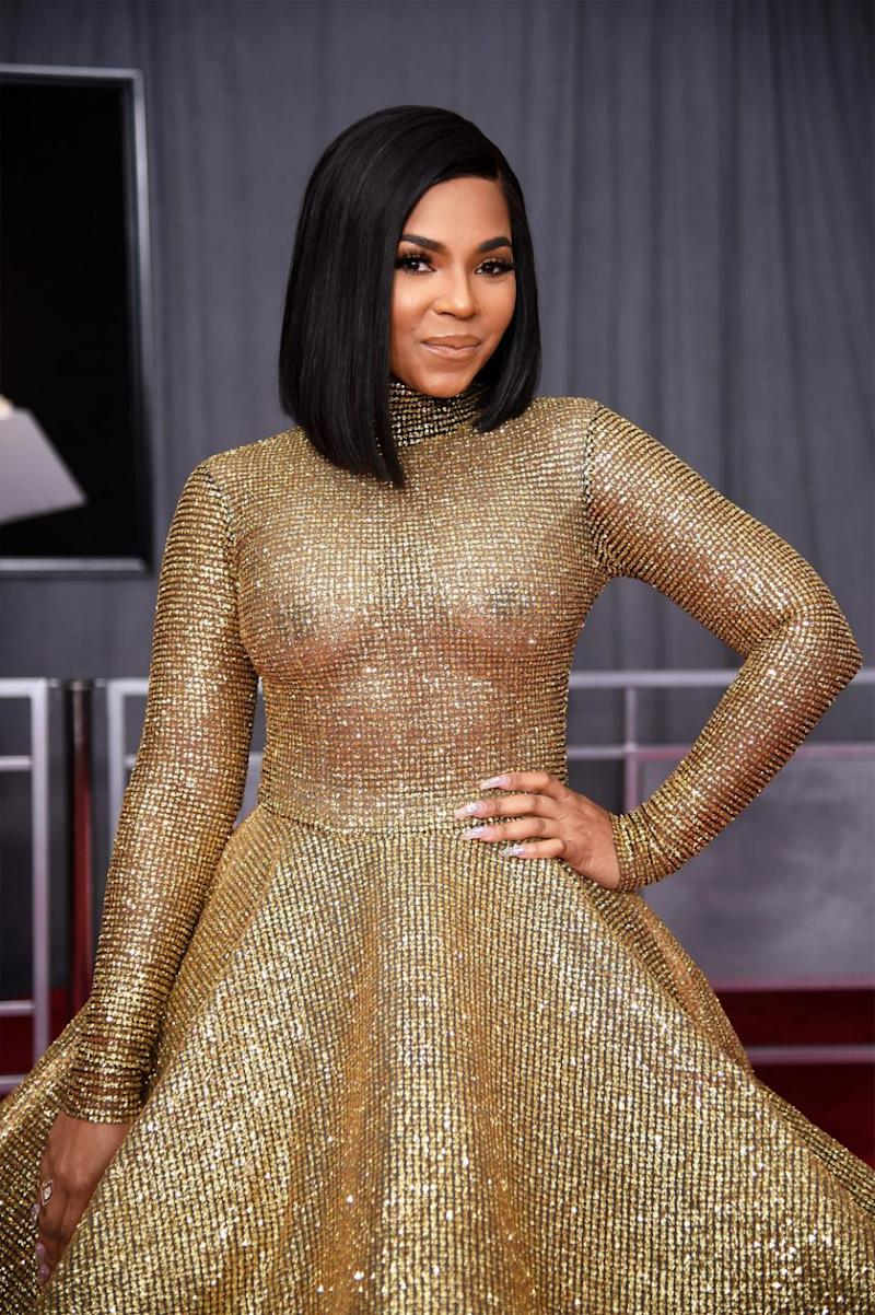 She was unawares as she posed on the red carpet for the 60th annual event. Source: Getty