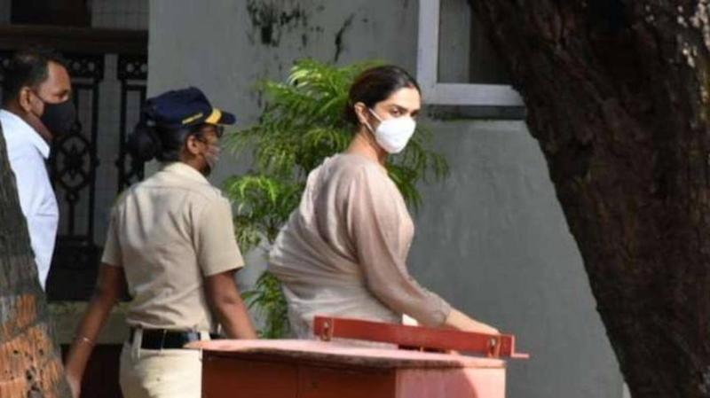 Deepika Padukone leaves NCB office after six hours of questioning