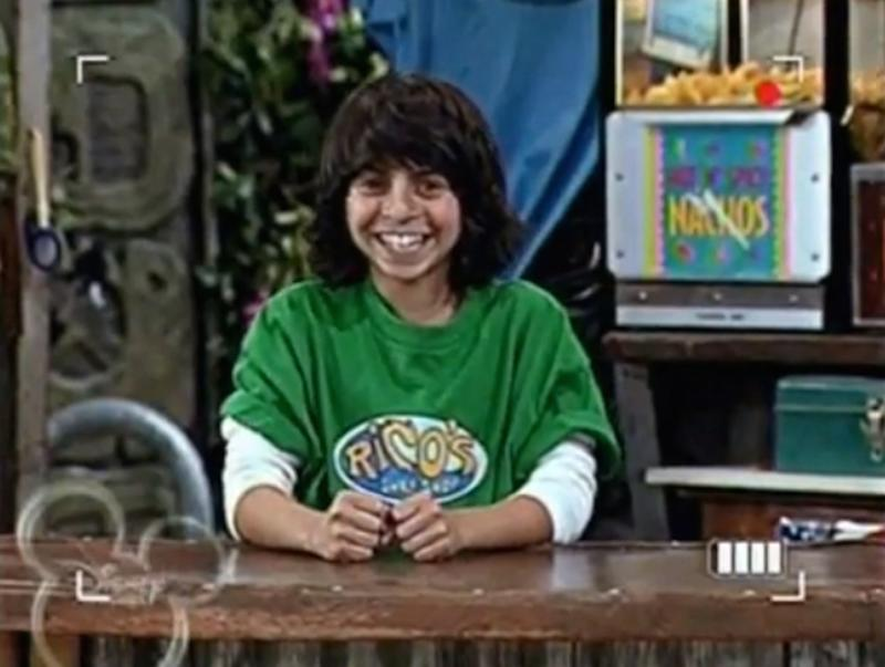 Did You Know That Rico From Hannah Montana Has A Weird Connection
