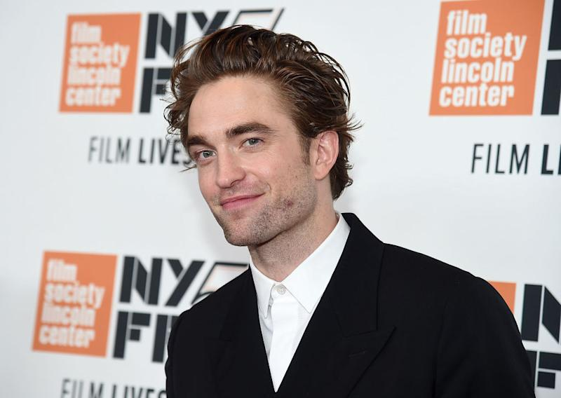 Fans have gone wild for Robert Pattinson's new hair 'do [Photo: Getty]