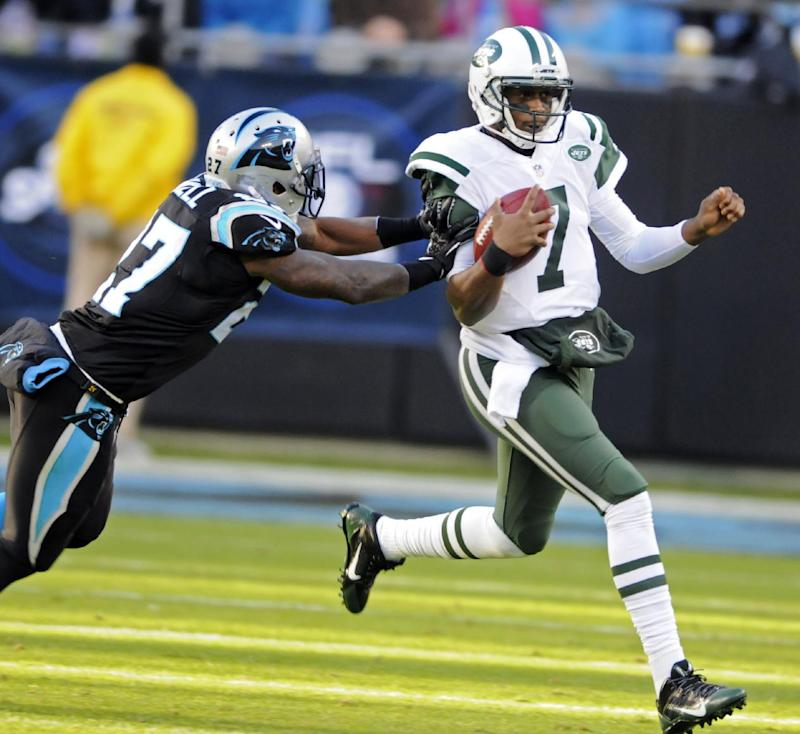 Jets' Mornhinweg: Geno can be 'a really good one'