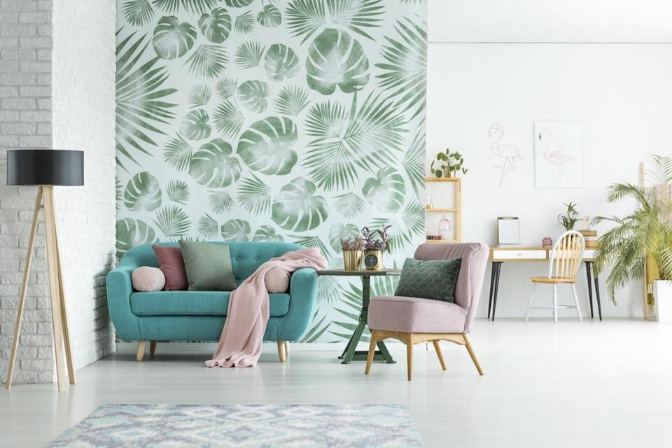 """You may love the look of Scalamandré wallpaper, but the odds that you'll find many buyers eager to have leaping zebras on their walls are small. """"Over-stylizing does not mean more money,"""" says <strong>Julia Segal</strong>, business development manager with real estate brokerage firm <a href=""""https://www.boldnewyork.com/"""" rel=""""nofollow noopener"""" target=""""_blank"""" data-ylk=""""slk:Bold New York"""" class=""""link rapid-noclick-resp"""">Bold New York</a>. """"A fresh <a href=""""https://bestlifeonline.com/worst-paint-colors/?utm_source=yahoo-news&utm_medium=feed&utm_campaign=yahoo-feed"""" rel=""""nofollow noopener"""" target=""""_blank"""" data-ylk=""""slk:coat of paint"""" class=""""link rapid-noclick-resp"""">coat of paint</a>… [goes] a long way."""""""